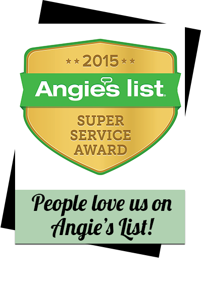 Organizing Options Angie's List 2014 Award