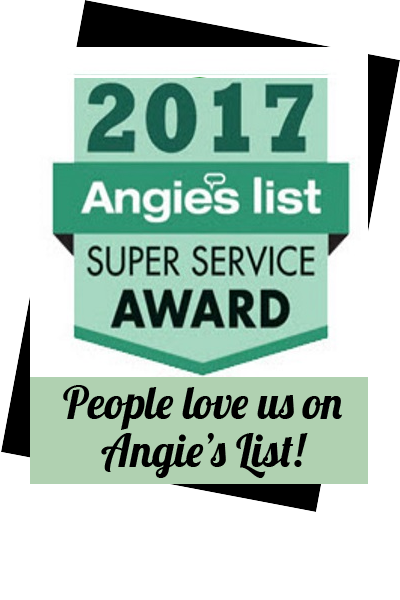 Organizing Options Angie's List Award 2017